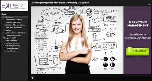 Online Management Courses Learning