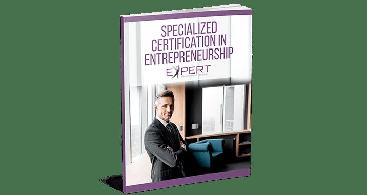 Specialized Certification in Entrepreneurship eBook